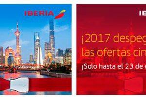 Iberia celebra la llegada de los Reyes Magos con ofertas en un millón de plazas