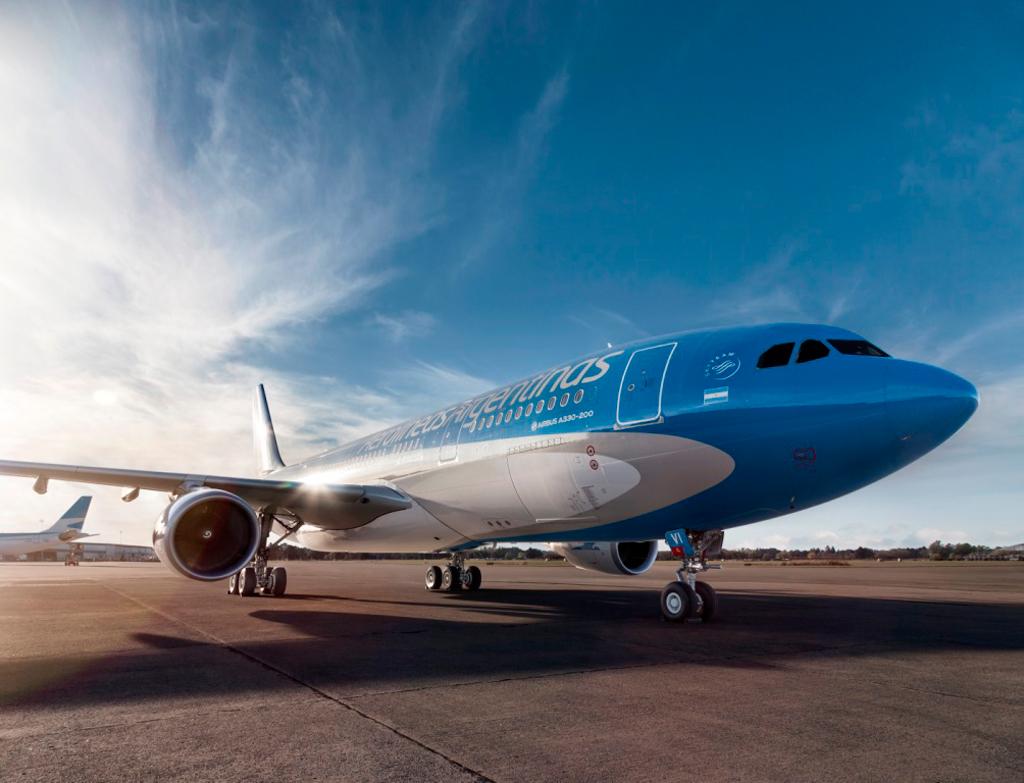 A330-200, Airbus, Aerolíneas Argentinas