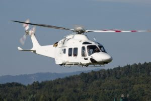 El AW169 certificado por la FAA