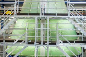 Aernnova entrega el primer conjunto para el nuevo Beluga XL de Airbus