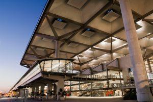 El Aeropuerto de Málaga inicia el año con un 18,4% más de pasajeros que en 2016