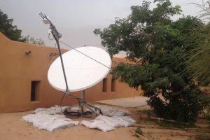 Airbus DS suministra sistemas de comunicación por satélite para misiones en Malí, Níger y Somalia