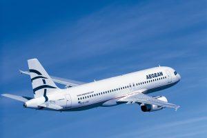 Aegean elegida mejor aerolínea regional de Europa en los Skytrax 2018