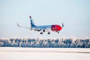 Norwegian lanza su ruta número 15 desde Palma