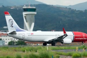 Norwegian incrementa el volumen de pasajeros transportados en un 14% el último mes