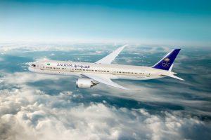 Saudia aumenta en un 14% el número de pasajeros internacionales
