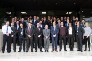 GMV acoge una reunión del Clúster de Robótica Espacial de la Comisión Europea