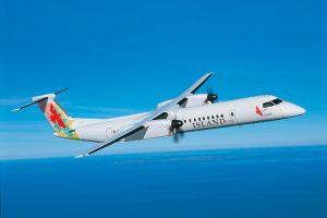 Hawai Island Air firma acuerdo un acuerdo con Bombardier