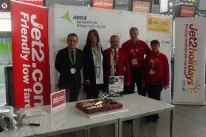 Jet2.com inicia nuevasrutas a Escocia desde el Aeropuerto de Málaga