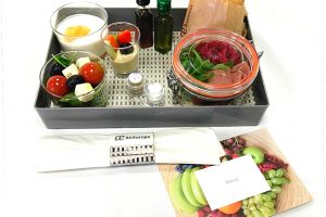 Air Europa, finalista en los Premios Onboard Hospitality por sus nuevos menús ecológicos y sostenibles