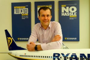Ryanair lanza un nuevo seguro multi-viaje anual en Europa