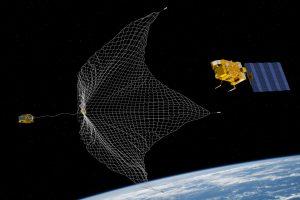 SENER participa en un diseño para la captura de basura espacial
