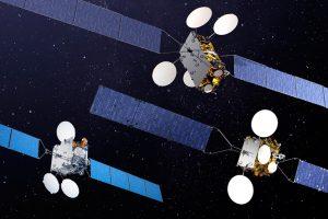 Los satélites de Thales Alenia Space ya están preparados en el Puerto Espacial Europeo