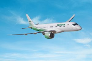 La aerolínea Widerøe operará el primer E190-E2