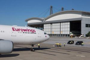 Eurowings ofrecerá cuatro nuevas rutas desde Stuttgart a partir de marzo