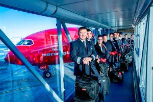 Norwegian realiza su primer vuelo a Los Ángeles desde Barcelona