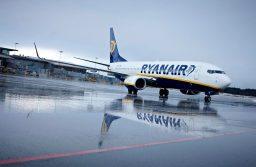 Ryanair alcanza un índice de puntualidad del 86% en enero