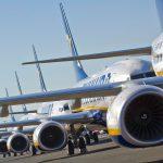 Ryanair reducirá aún más la programación de invierno