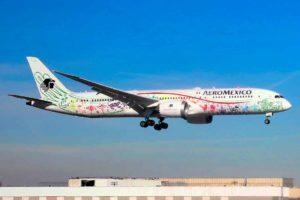 B787, Aeromexico