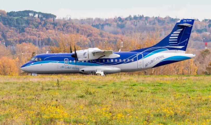 ATR, Air Saint Pierre