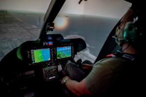 Bell 505, Entrol