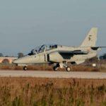 Leonardo entrega los dos primeros M-345 para la fuerza aérea italiana