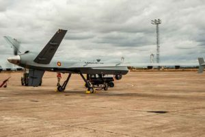 MQ-9A, Ejercito del Aire