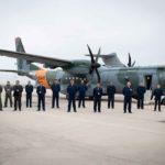 La Fuerza Aérea Brasileña recibe un tercer C-295 SAR