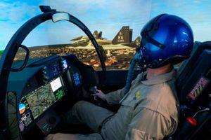 Simulador T-7A