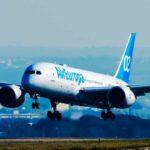 Air Europa se prepara para facilitar el transporte de vacunas