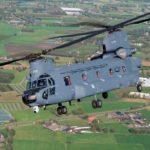 Entregado el CH-47F Chinook número 14 a Países Bajos