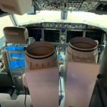 Nueva técnica frente al COVID-19 para desinfectar la cabina de vuelo