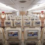 Emirates presenta la nueva clase Premium Economy del A380