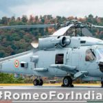 Primera imagen del helicóptero naval MH-60R para la India