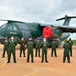 Embraer entrega el cuarto KC-390 a la Fuerza Aérea Brasileña