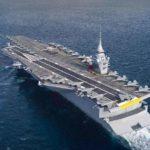 El nuevo portaaviones de Francia será de propulsión nuclear