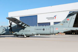 Patrulla Marítima, ATR-72, Marina de Turquía,