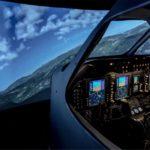 Entrol vende un simulador del B350GT a la Fuerza Aérea Colombiana