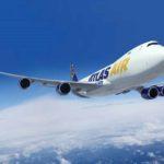 Atlas Air compra cuatro aviones Boeing 747-8F