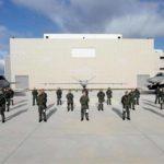 Italia se adiestra en la guerra aérea del futuro
