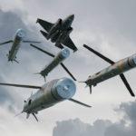 Reino Unido encarga la producción del mini-misil SPEAR para sus F-35