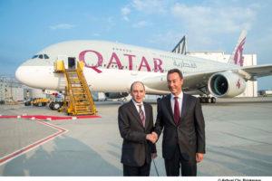 A380, Qatar Airways