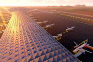 Aeropuerto del Pacífico, El Salvador,