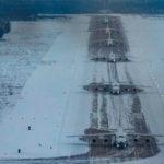 Seis aviones An-124-100 vuelan conjuntamente por primera vez
