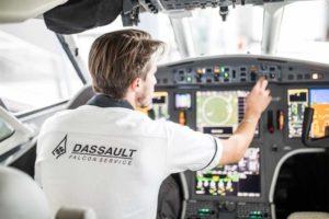Dassault, MRO, ejecutiva