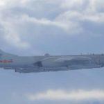 Taiwán reporta masiva incursión de la aviación militar china