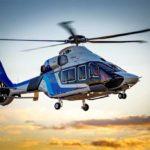 El Airbus H160 de All Nippon Helicopter completa su primer vuelo