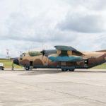 Uruguay envía uno de los recién llegados Hércules a la Antártida