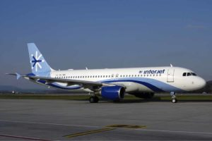 Avion, Interjet