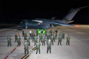 Culminating, KC-390, FAB